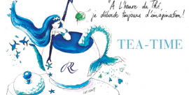 Royal-Riviera Tea-Time