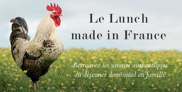 Lunch Made in France