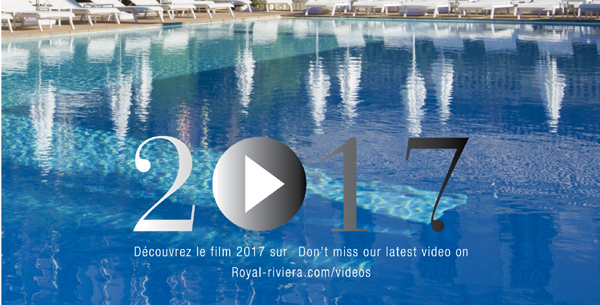 Fold up 2016 with the Royal-Riviera... Happy 2017 !