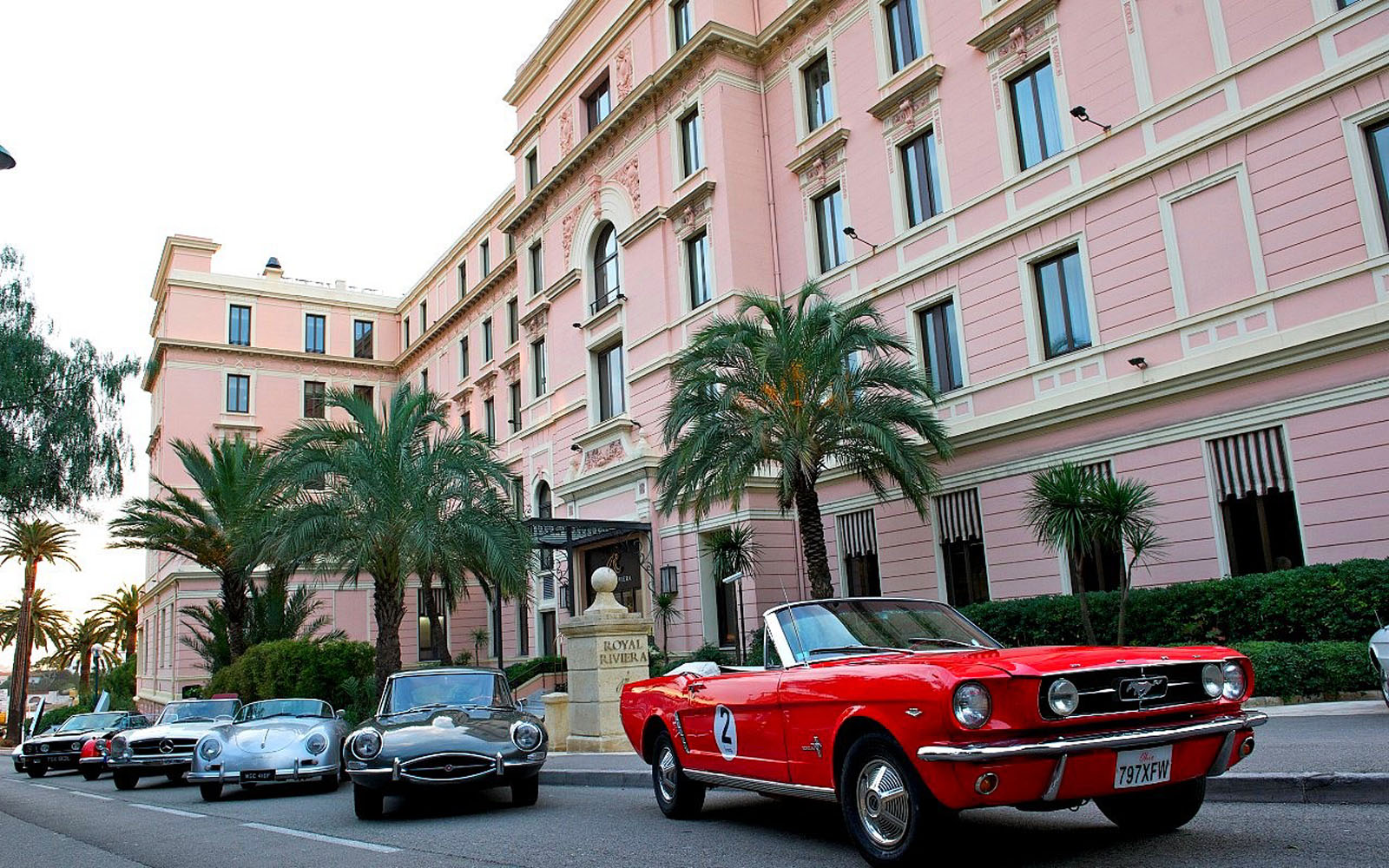 Incentive Royal-Riviera - Rallye vintage Cars